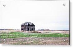 Prairie Infirmary Acrylic Print