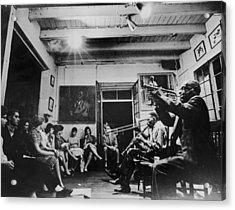 Preservation Hall Jazz Band Acrylic Print