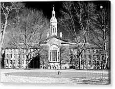 Princeton University New Jersey Acrylic Print