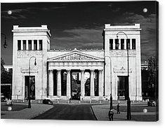 Propylaea Acrylic Print