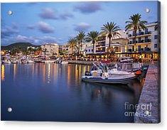 Puerto De Andratx Acrylic Print