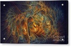 Quantum Beasties Acrylic Print