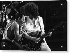 Queen Concert Acrylic Print