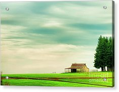Quiet Morning Acrylic Print
