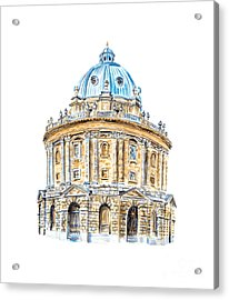 Radcliffe Camera Acrylic Print