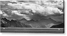 Acrylic Print featuring the photograph Rains In China by Whitney Goodey