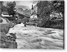 Ramsau, Bavaria Acrylic Print