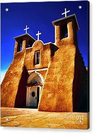 Ranchos Church  Xxxii Acrylic Print