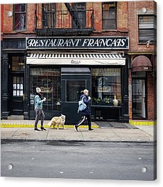 Raoul's Restaurant Acrylic Print