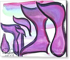 Rebeca Nf1-90 Acrylic Print