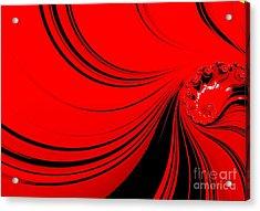 Red Sea. Acrylic Print