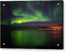 Reflected Aurora Acrylic Print