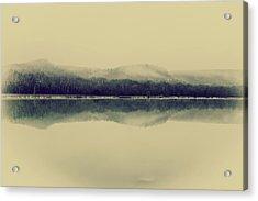 reflection VIII Acrylic Print