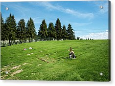 Remembering A Child In Peshastin Acrylic Print