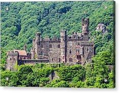 Rheinstein Castle - 2 Acrylic Print