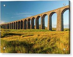Ribblehead Viaduct Acrylic Print by David Ross