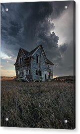 Acrylic Print featuring the photograph Right Where It Belongs by Aaron J Groen