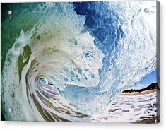 Rinse Cycle Acrylic Print