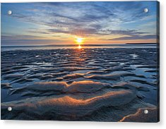 Rippled Acrylic Print
