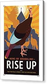Rise Up Acrylic Print