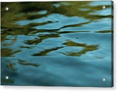 River Ripples Acrylic Print