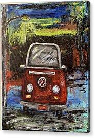 Road Trippin Acrylic Print