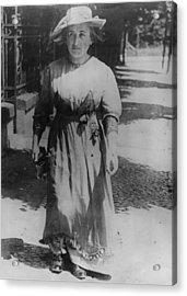 Rosa Luxemburg Acrylic Print by Henry Guttmann Collection