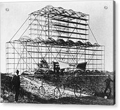 Roshon Multiplane Acrylic Print by Hulton Archive