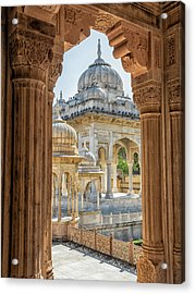 Royal Cenotaphs Acrylic Print