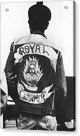 Royal Charmer Acrylic Print by Fred W. McDarrah