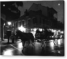 Royal Street Acrylic Print