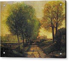 Rustic 12 Sisley Acrylic Print