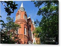 Sacred Heart Cultural Center- Augusta Ga 1 Acrylic Print