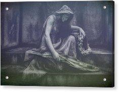 Sadness And Sorrow Acrylic Print