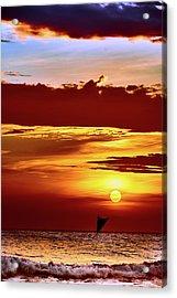 Sail Away... Acrylic Print