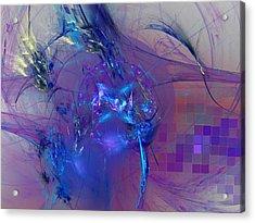 Sanapia Acrylic Print