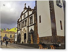 Acrylic Print featuring the photograph Sao Sebastiao by Tony Murtagh
