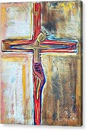 Saviour Acrylic Print