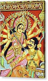 Scenes From The Ramayana Acrylic Print