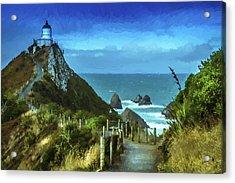 Scenic View Dwp75367530 Acrylic Print