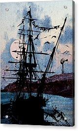 Seafarer Acrylic Print