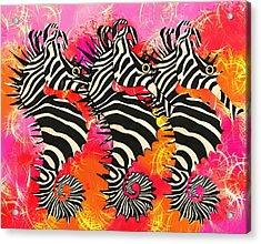 Seazebra Digital11 Acrylic Print