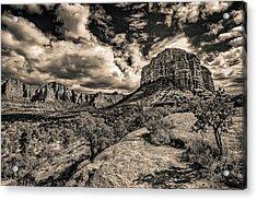 Sedona Landscape 2 Acrylic Print