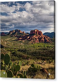 Sedona  - View From The Airport Trail Acrylic Print
