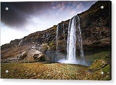 Seljalandsfoss Acrylic Print