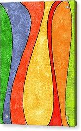 Seventh Heaven Acrylic Print