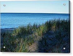 Shade On Lake Superior Acrylic Print