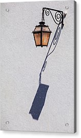 Shadow Lamp Acrylic Print