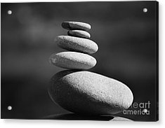 Acrylic Print featuring the photograph Short Stack 2 by Jeni Gray