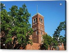 Sibley Mill Augusta Ga Acrylic Print